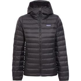 Patagonia Down Sweater Capuchon Jas Dames, zwart